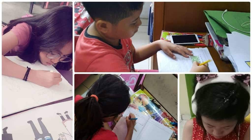 Home Learning SD Tarsisius 2